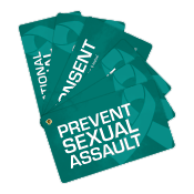 Sexual Assault Info Cards